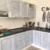 RIF.4227 - RAPALLO - VIA Camporino - Appartamento indipendente in piccola palazzina - Bilocale di 50 MQ con Giardino - Termoautonomo - Aria Condizionata - Arredato